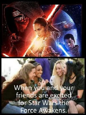 estrela Wars The Force Awakens