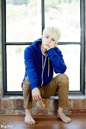 Suga / Jack Frost - BTS ♥