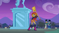 Sunset Shimmer With The Twiceptor - my-little-pony-friendship-is-magic photo