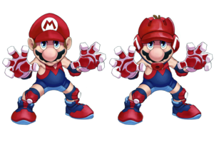 Super Mario Spikers concept art