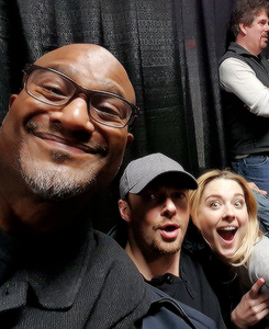 TWD Cast during 'Walker Stalker Con NY/New Jersey'
