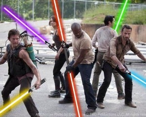 TWD: The Force Awakens
