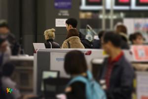 Taeyeon - Airport 151203