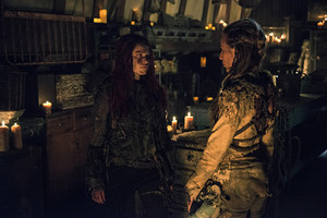 The 100 3.01 ''Wanheda: Part One''