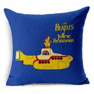 The Beatles Yellow Submarine almohada cushion