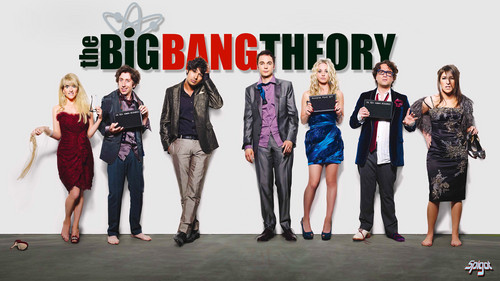빅뱅이론 바탕화면 with a business suit and a well dressed person entitled The Big Bang Theory