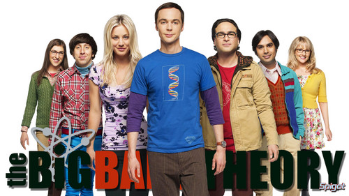 The Big Bang Theory wallpaper possibly with a leisure wear, long trousers, and an outerwear titled The Big Bang Theory