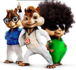 The Chipmunks!