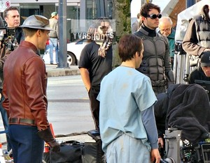 The Flash - Season 2 - BTS