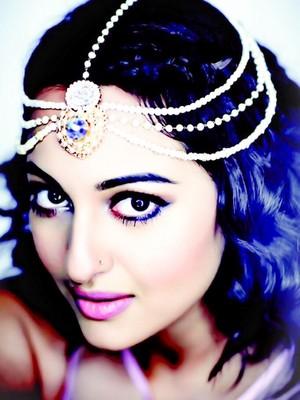 The Gorgeous ~~ Sonakshi Sinha