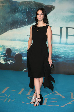 The hart-, hart of The Sea premiere