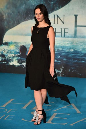The 심장 of The Sea premiere