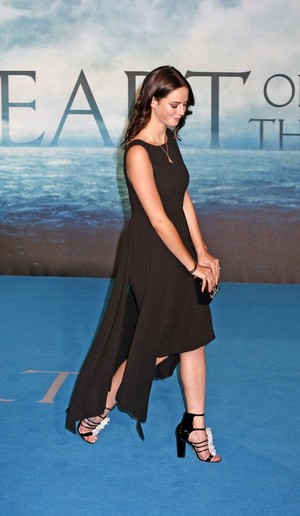 The herz of The Sea premiere