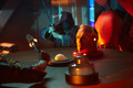 The Husbands of River Song - Promo Pics - doctor-who photo