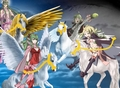 The Manakete Pegasus Knights