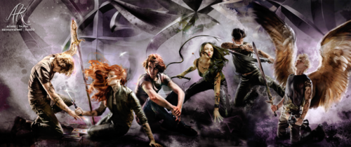 Shadowhunters wallpaper possibly with a stained glass window titled The Mortal Instruments