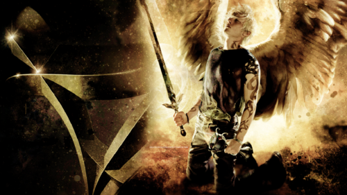 Shadowhunters wallpaper called The Mortal Instruments