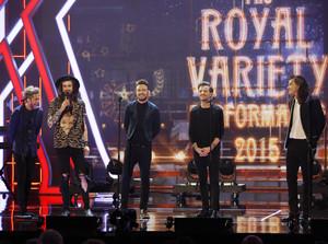 The Royal Variety 2015