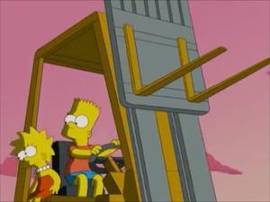 The Simpsons Apocalypse Cow