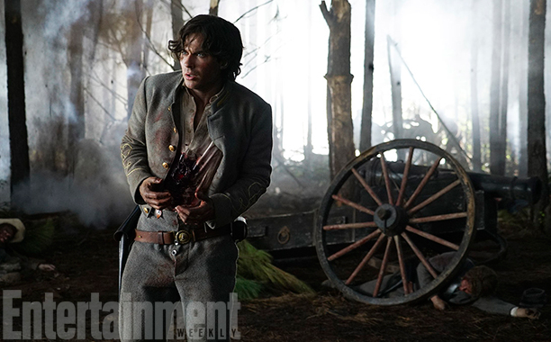 The Vampire Diaries 7.10 ''Hell Is Other People''