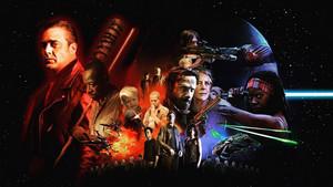 The Walking Dead سٹار, ستارہ Wars