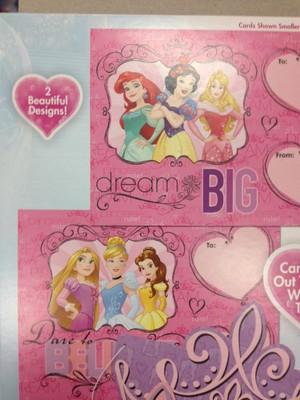 The princesses get attitude