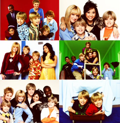 The Suite Life of Zack & Cody wallpaper probably with a portrait titled The suite life of Zack and Cody
