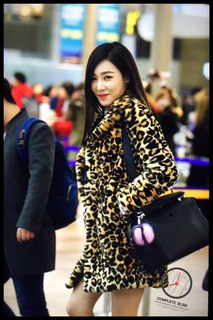 Tiffany @ Airport