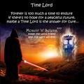 Time Lord - doctor-who fan art