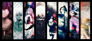 Tokyo Ghoul Characters 670x304