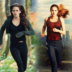 Bella Cullen and Tris Prior
