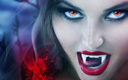 뱀파이어 바탕화면 entitled Vampire
