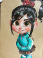 Vanellope - disney-heroines fan art