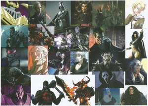 Villains Collage 4