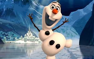 Walt disney gambar - Olaf
