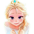 Walt Disney Fan Art - Queen Elsa - walt-disney-characters fan art
