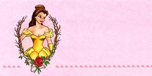 Walt Disney afbeeldingen - Princess Belle
