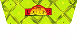 Walt Disney Images - The Lion King Logo
