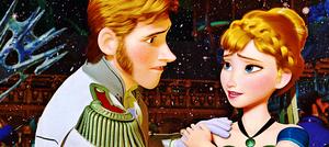 Walt Disney Screencaps - Prince Hans Westergaard & Princess Anna
