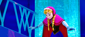 Walt ডিজনি Screencaps - Princess Anna