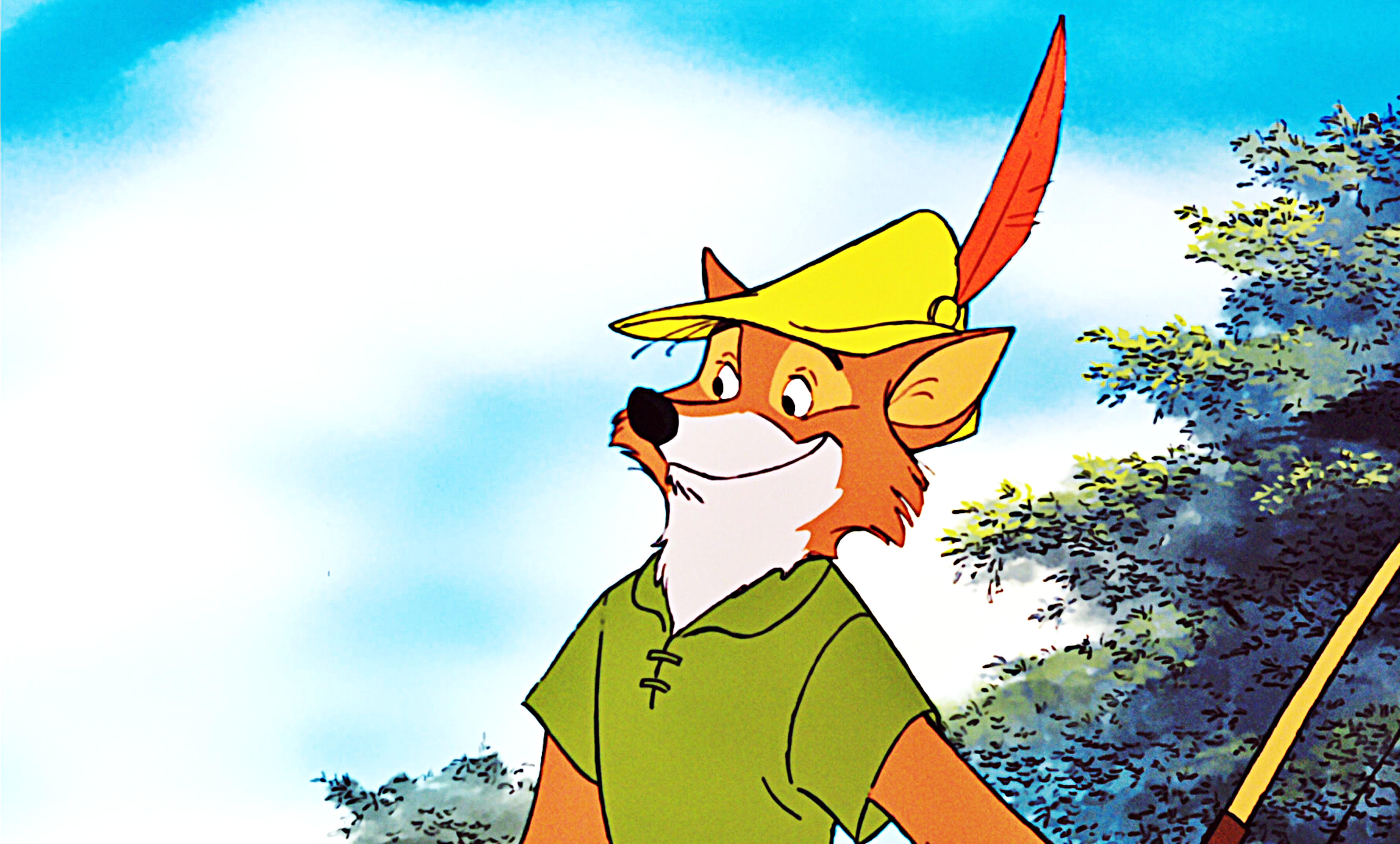 Personaggi Disney Immagini Walt Disney Screencaps Robin Cappuccio