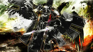 Warhammer 40K Wallpaper Dark Angel
