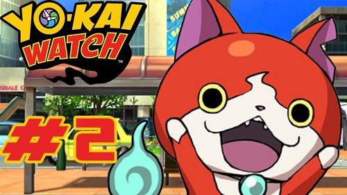 Yo-Kai Watch wallpaper possibly containing anime called Yo-Kai Watch Jibanyan