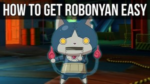 Yo-Kai Watch Robonyan