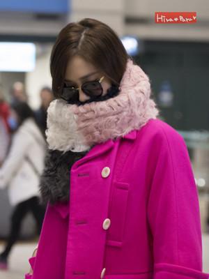 Yoona @ Airport
