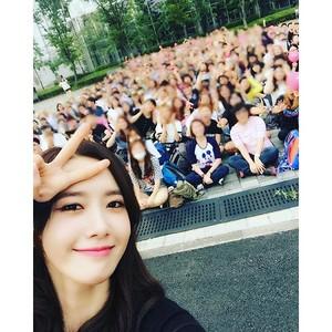 Yoona Instgram Update