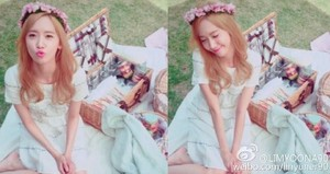 Yoona Weibo Update