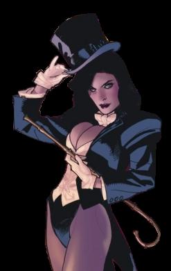 Zatanna hughes