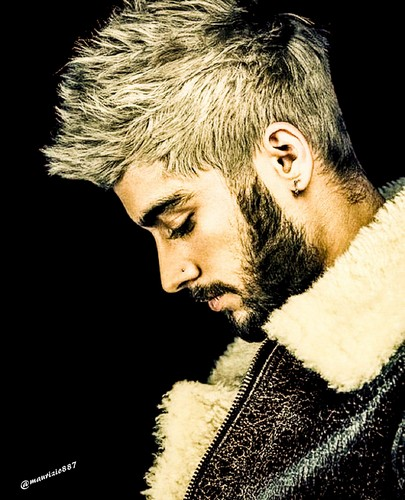 Zayn Malik wallpaper probably containing a fur coat called Zayn Malik 2016