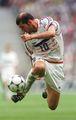 Zinedine Zidane. - soccer photo